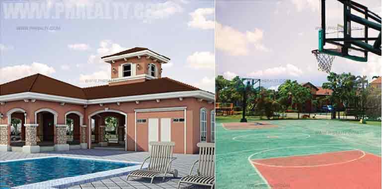 Camella Silang - Basketball & Lap Pool