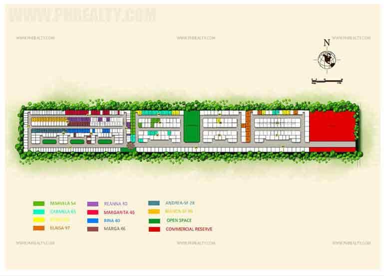 Camella Butuan - Site Development Plan