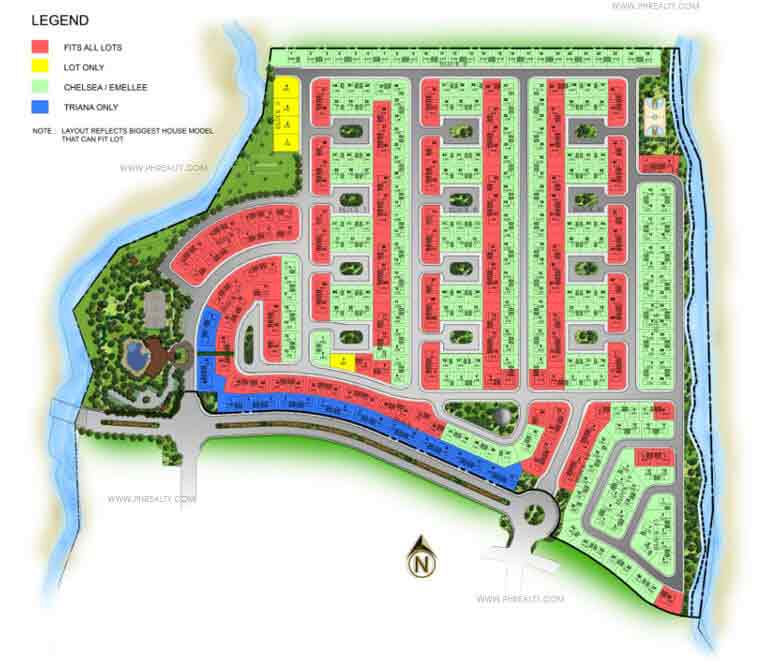 Avida Settings Cavite - Site Development Plan - Phase 2