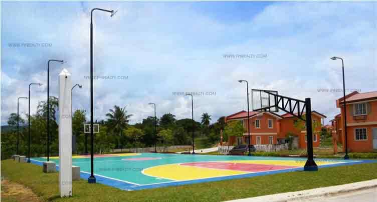 Camella Carcar - Basketball Court