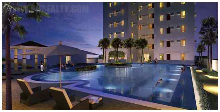 Avida Tower Cebu - Swimming Pool