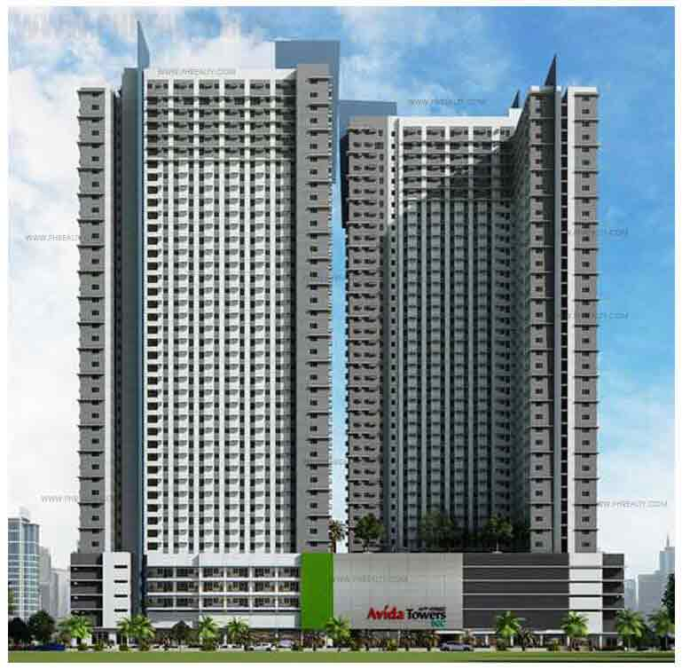 Avida Towers 34th Street BGC - Building Plan