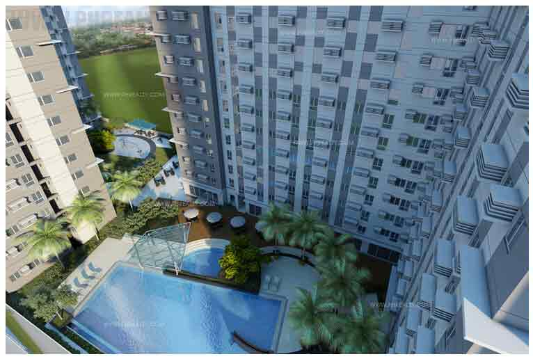Avida Towers 34th Street BGC - Swimming Pool