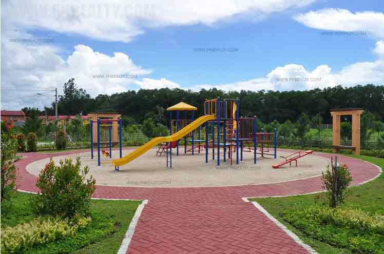 Camella Mandalagan Bacolod  - Play Area