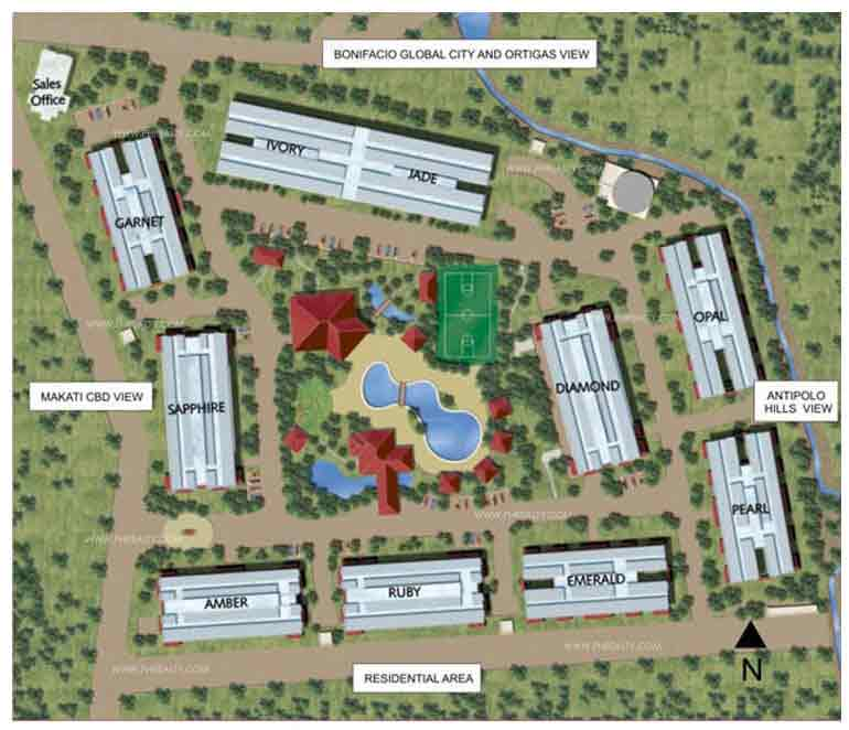 Rosewood Pointe - Site Development Plan