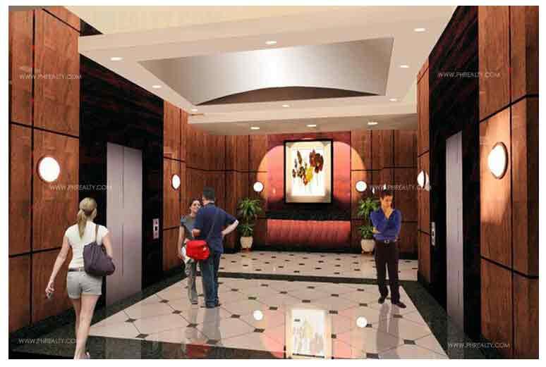 Rosewood Pointe - Jade Hotel Lobby