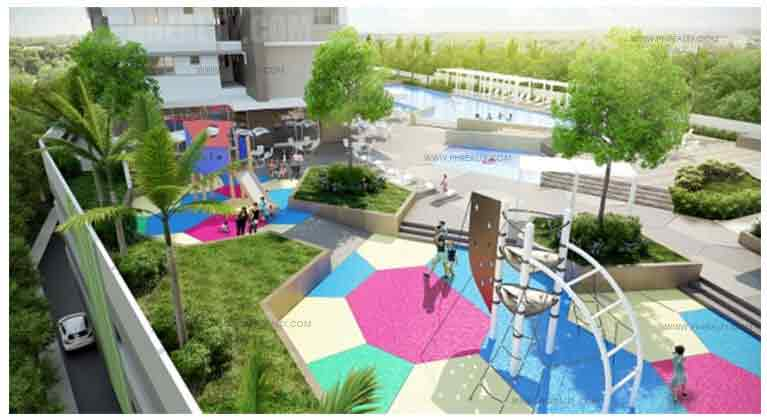 Avida Towers Altura - Active Zone (Playgrounds)