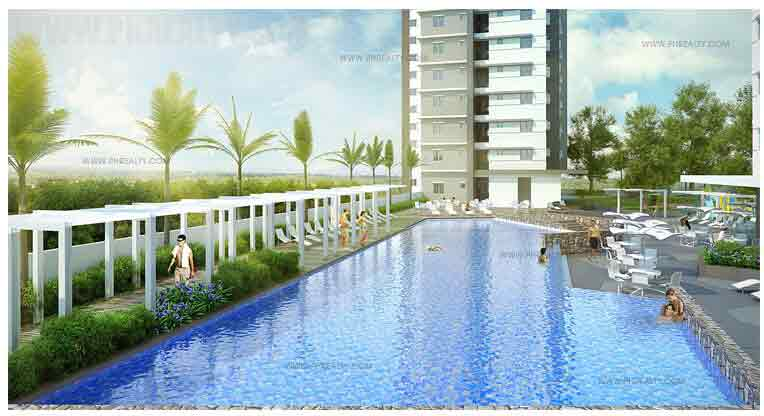 Avida Towers Altura - Swimming Pool