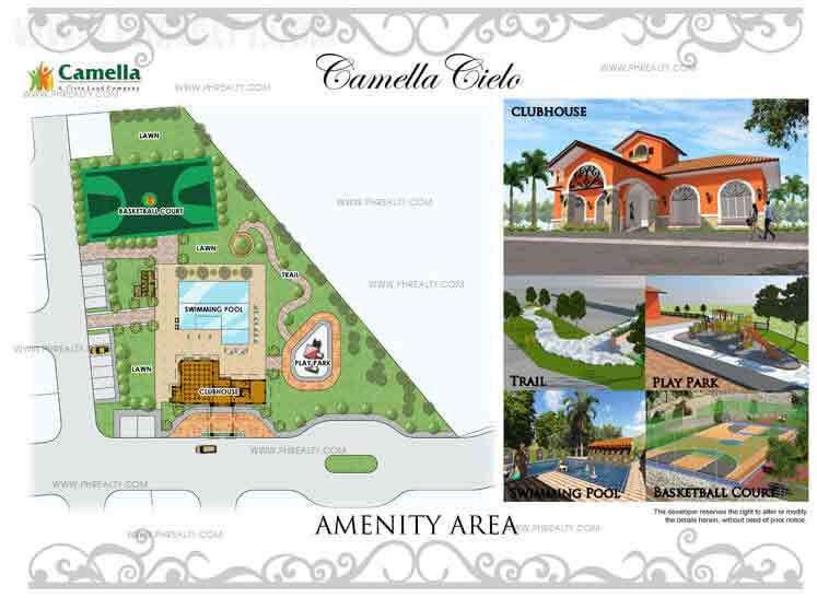 Camella Cielo  - Amenity Area