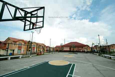 Lessandra Molino - Basketball Court