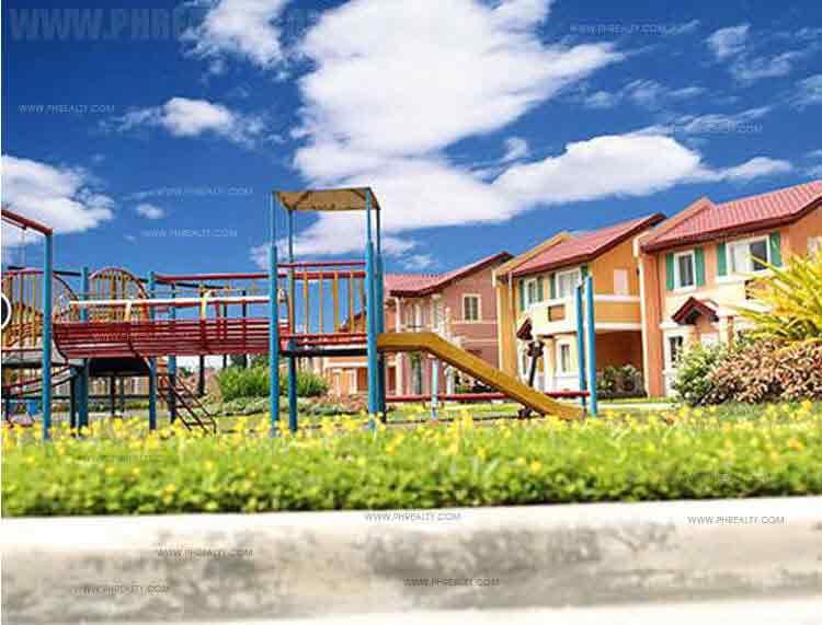 Camella Ozamiz  - Playground