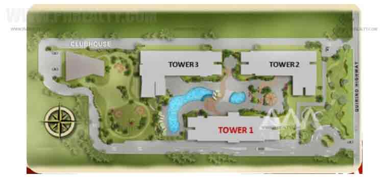 Avida Towers Astrea -  Site Development Plan