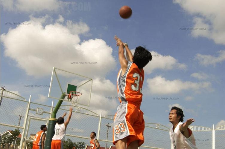 Camella Cauayan - Basketball Court