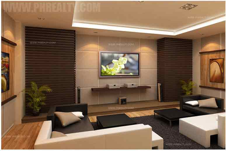 Cedar Crest - Entertainment Room