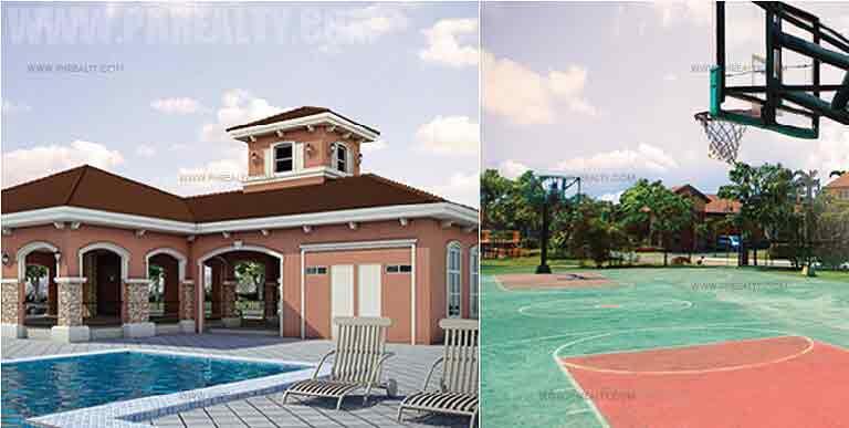 Camella Montego - Basketball & Lap Pool