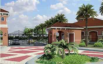 Camella Montego - Entrance Gate