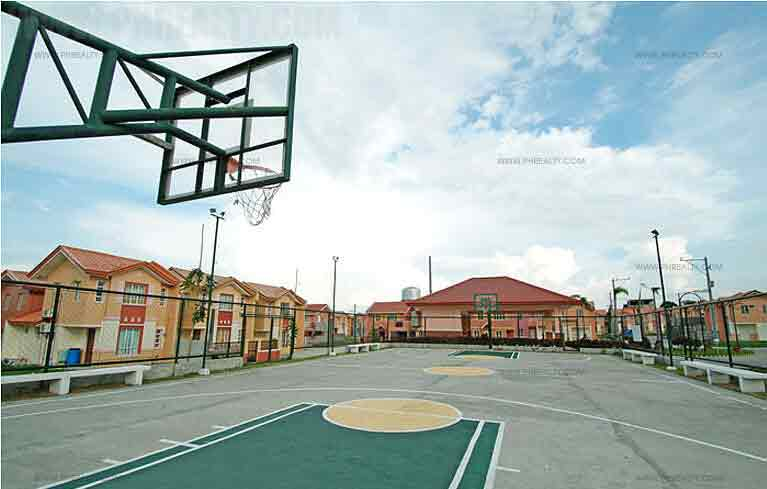 Camella Pristina - Basketball Court