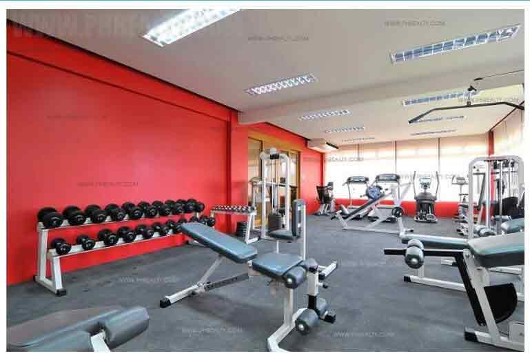 Accolade Place - Fitness Gym