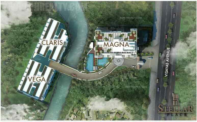 Stellar Place - Site Development Plan