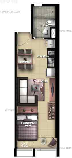 Paseo Heights - 7th Floor Unit B