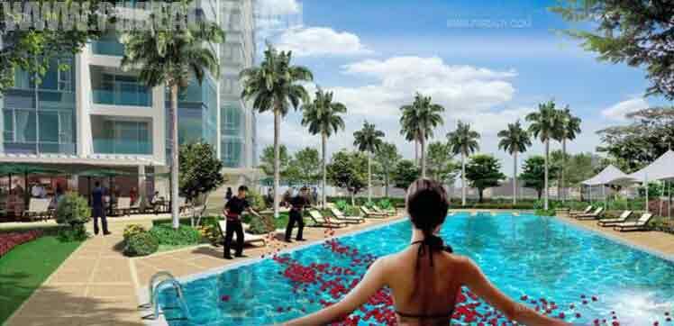 Paseo Heights - Pool Area