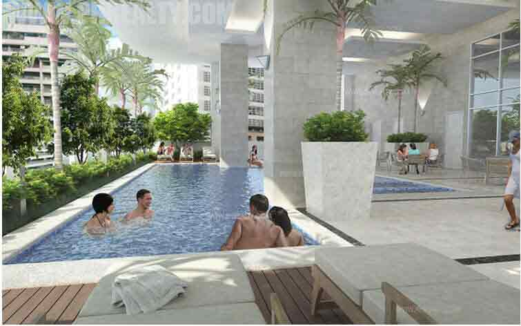 Paseo Heights - Swimming Pool
