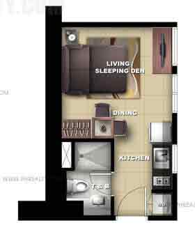 Paseo Heights - 7th Floor Unit A