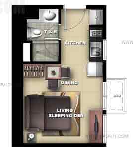 Paseo Heights - 8th - 27th Floor Unit H, I