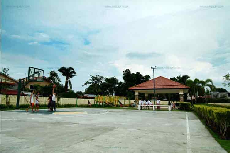 Lessandra Imus - Basketball Court