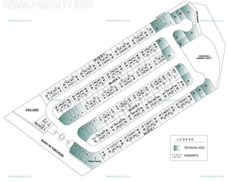 Lessandra Imus - Site Development Plan