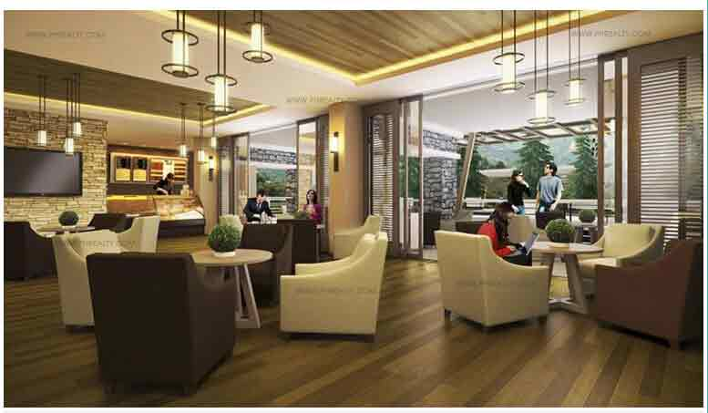 Outlook Ridge Residences - Coffee Shop With Al Fresco Dinig (North Wing)
