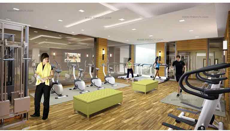 Outlook Ridge Residences - Fitness Gym (South Wing)