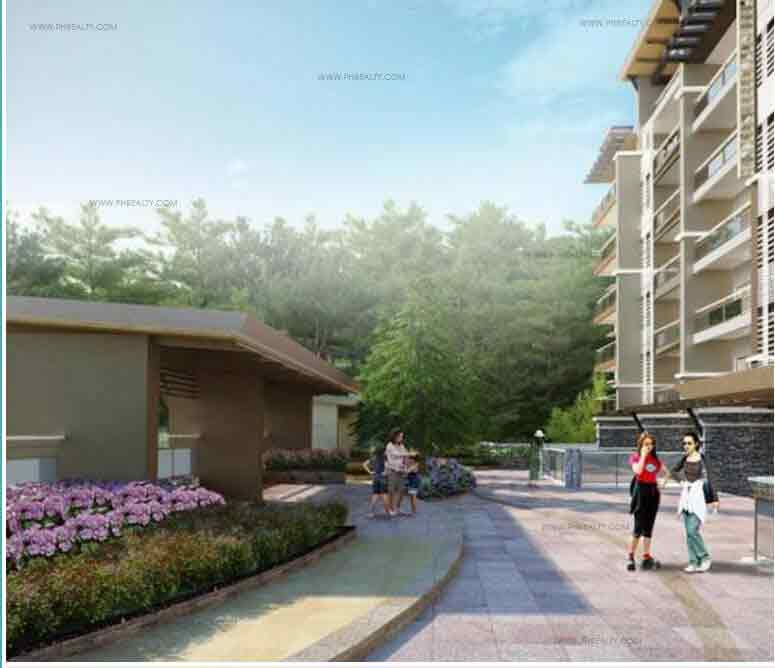 Outlook Ridge Residences - Landscaped Gardens (Mid-Deck)