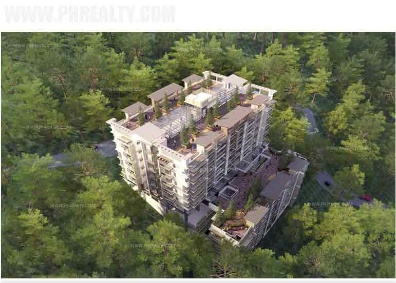 Outlook Ridge Residences - Site Development Plan