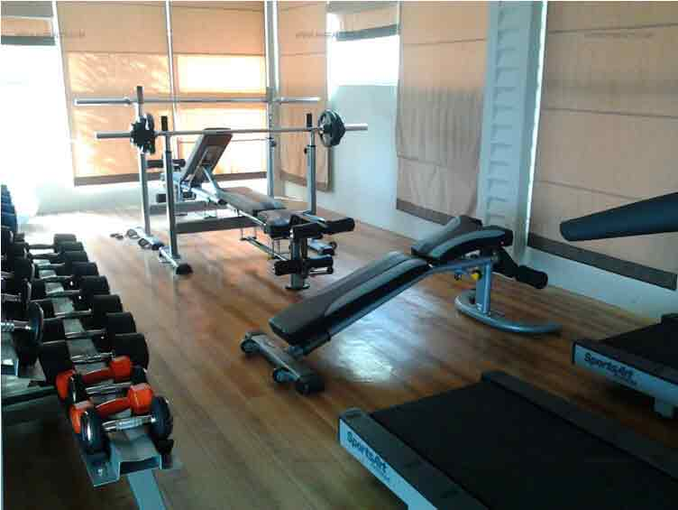 Pacific Residences Queen Townhouses - Fitness Gym