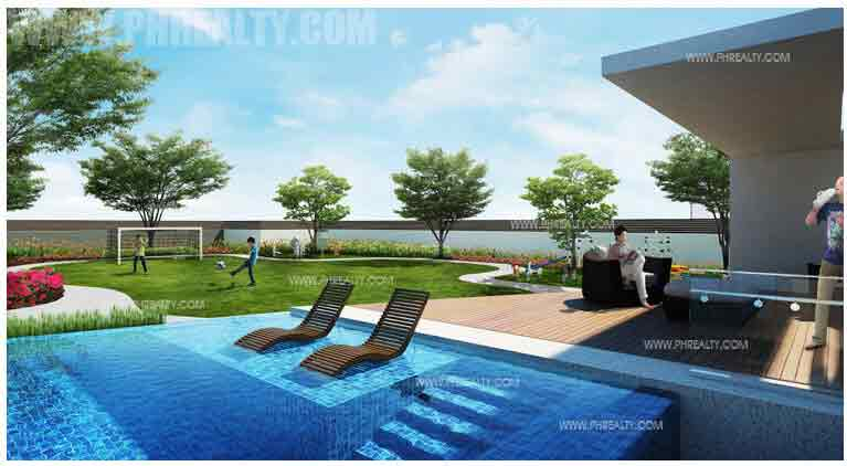 Avida Towers Intima - Swimming Pool