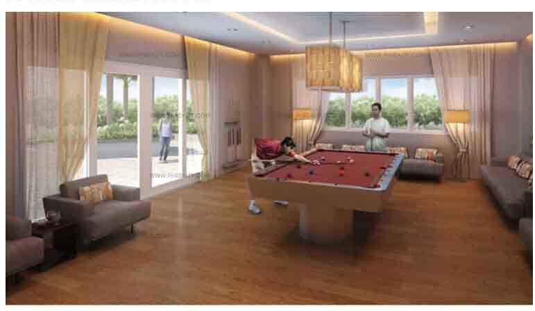 One Castilla Place - Game Room