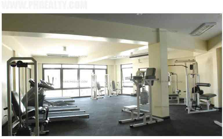 One Castilla Place - Fitness Gym