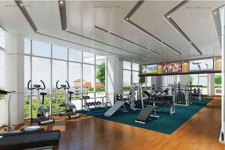 One Madison Place Luxury Residence - Gym