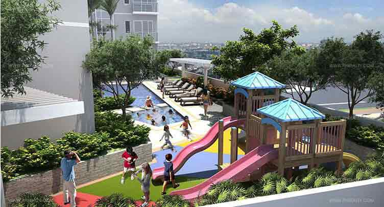 One Madison Place Luxury Residence - Playground