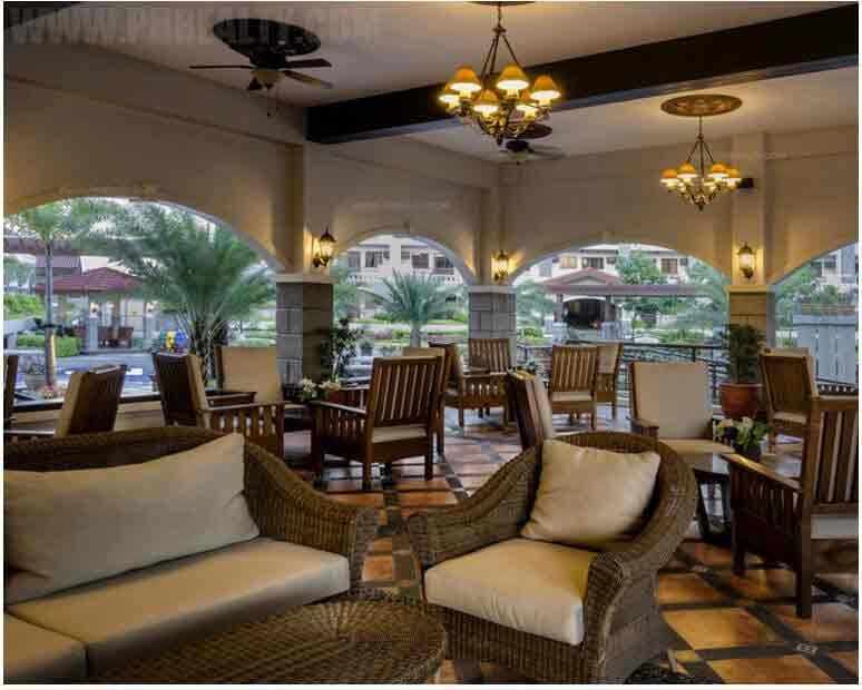Maricielo Villas - Lounge Area