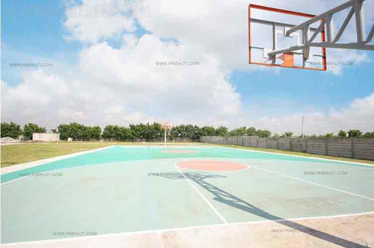 Camella Sorrento - Basketball Court