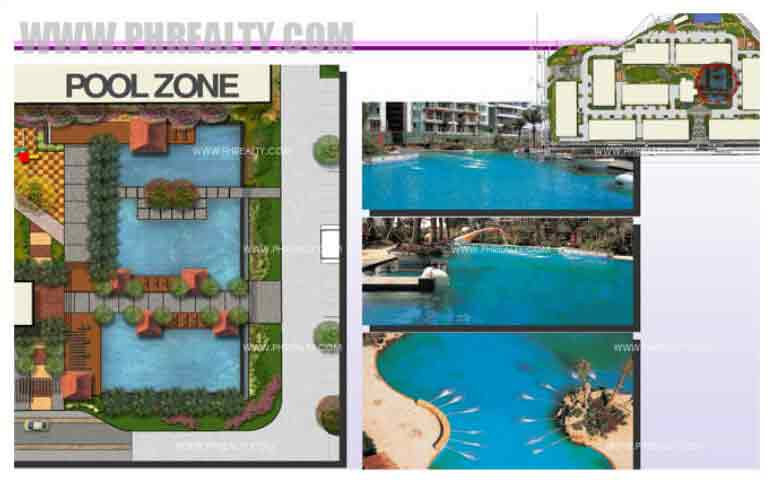 Rhapsody Residences - Pool Zone