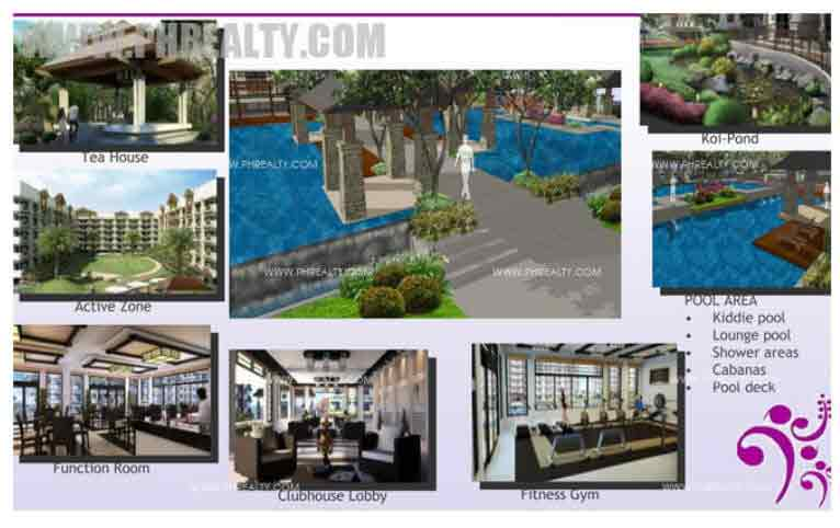 Rhapsody Residences - Amenities