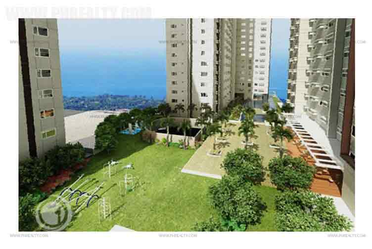 Avida Towers Prime Taft - Landscape Plan / Concept