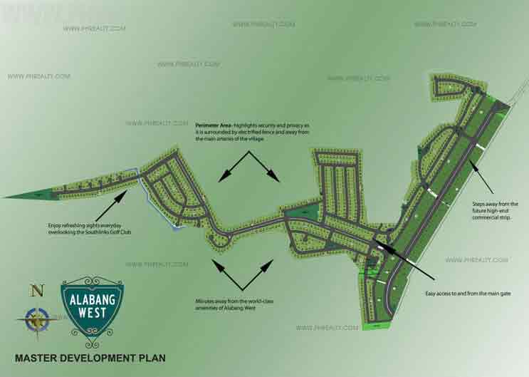 Alabang West Preselling House Lot For Sale In Las Pinas Metro Manila With Price List