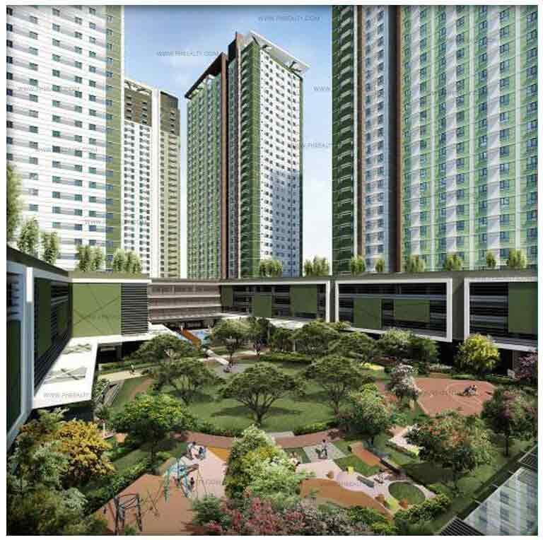 Avida Towers Riala - Park