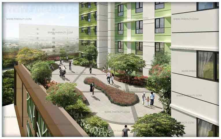 Avida Towers Riala - Private Garden