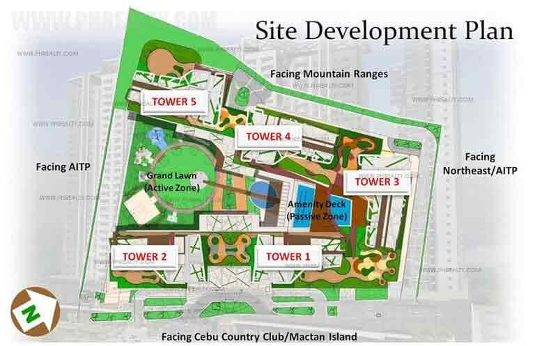 Avida Towers Riala - Site Development Plan