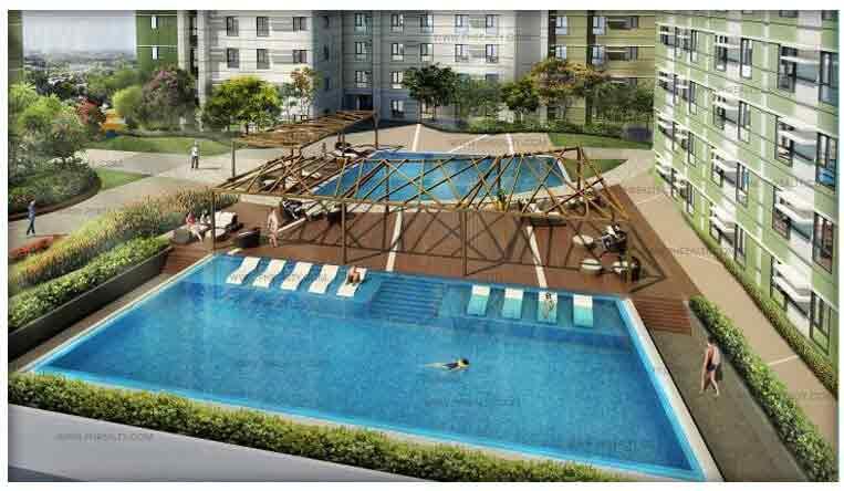 Avida Towers Riala - Swimming Pool